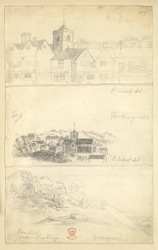 Dorking & Box Hill, 1823